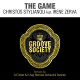 Christos Stylianou & Ganga feat. Irene Zerva - The Game (Dezarate & Nicholas Sechaud Tower 1 Mix)