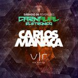 Carlos Manaca LIVE @ Electronic Carnaval | Oporto, Portugal
