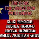 Hardeval @ The Chilean Special [Toxic Sickness Radio] (12-06-2015)