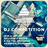 Abandon Magaluf DJ Competition