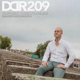 Dirty Disco Radio 209 - Dirty Discofied Deep House - With Kono Vidovic