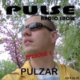 Pulzar - Pulse Radio Show Episode 001 [2014.06.25]