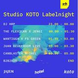 Studio Koto x hotel radio x jajem part 1 - 18/10/18