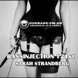 - BASSINJECTION 121 - PODCAST SHOW - CUEBASE.FM