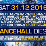 DanceHall Diest - Live Tech House/Techno Mix - 31-12-2016 - *Solarized Room* - NYE Event