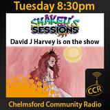 Shakey's Sessions - @CCRShakey - Shakey - 09/09/14 - Chelmsford Community Radio