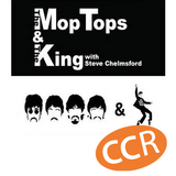 The Mop Tops & The King - #TheMopTopsandTheKing - 26/01/16 - Chelmsford Community Radio