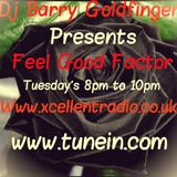 0504/16 barryGoldfinger live xcellent Radio