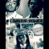 GREEN-POWER vol.1 - M.A.S & LIL' X (FULL MIXTAPE) - 2010