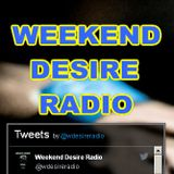 Weekend Desire Radio - Mr Distance 22.10.16