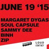Margaret Dygas, Zip @ Get Perlonized - 19.06.15 Sonar OFF Poble Espanyol