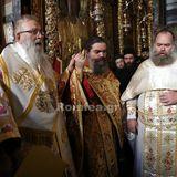Ομιλία Μητροπολίτη Προικοννήσου Ιωσήφ - Κυριακή της Ορθοδοξίας - Χειροτονίες Ι.Μ.Μ. Βατοπαιδίου