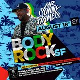 BODYROCK SF August 2018