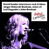 Lunchtime With David Semler: Live interview With Deborah Bonham, 24 Feb 2017