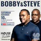 Bobby & Steve Live at House of Frankie HQ Milan - November 10th 2018