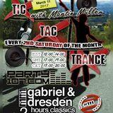 Tic Tac Trance #111 with Martin Mueller (Gabriel & Dresden Classics Mix)