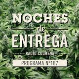 NOCHES DE ENTREGA N°187_06-11-2016