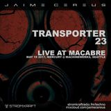 Transporter 23 LIVE at Macabre