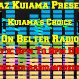 Shaz Kuiama - Kuiama's Choice - 1st December 2017