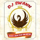 DJ Swann - Apathy & Celph Titled Tour Mixtape - Side D