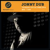 Jonny Dub 6th October 2016