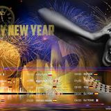 Pako & Freddo - M-Underground Happy New Year Event (Tech/House mix)