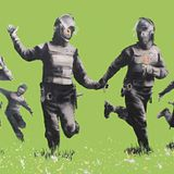 Banksy In Love In Ferguson (Part 3)