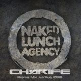 Naked Lunch Agency Various Artist Mix August 2015