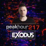 Peakhour Radio #217- Exodus (Oct 11th 2019)
