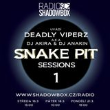 Deadly Viperz: Snake Pit Sessions #01 (03/2011)