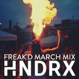 Freak'd March Mix - Flash goes Versuz