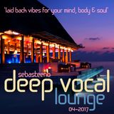 DEEP VOCAL LOUNGE - laid back vibes for your mind, body & soul!