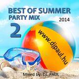 Best Of Summer Party Mix 2 (2014) - Dj. Paul