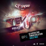 SGHC Rev Up Podcast EP 01 - DJ ViperStar + Tom Revolution Guest Mix