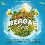 2018 REGGAE FEST RIDDIM MIX- DJ CIBIN KENYA
