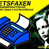 Avsnitt 116 – X-Files, Space X och Brunråttorna!
