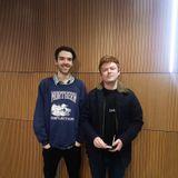 The False Mirror w/ Arran Baker and Dan Thomas - 1st February 2017