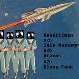 B2B FEAST part 1  (Roosticman, Kramos, Sole Masseur, Clone Funk)