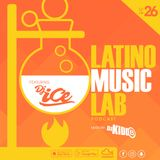 Latino Music Lab EP. 26 ((Ft. DJ Ice))