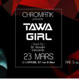 TAWA GIRL - L'OFFICINE - PARIS 2016
