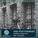 One Step Forward 1st May 2017