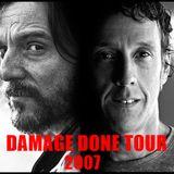 Oscar Mulero & Christian Wunsch - Live @ Damage Done Tour (2007)