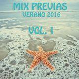 Mix Previas 2016 - Vol. 1 [Dj JOHN]