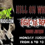 Thrash Zone w/ Hell On Wheels, Fight Till Death, Heavy Justice