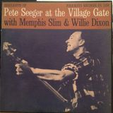 Pete Seeger   At The Village Gate / Folkways Records ‎– FA 2450   1960