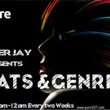 Jasper Jay presents - Beats & Genres live on Pure 107 Friday 4th August 2017