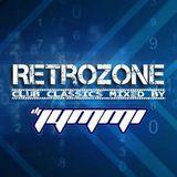 RetroZone - Club classics mixed by dj Jymmi (Rising Up) 2018-03
