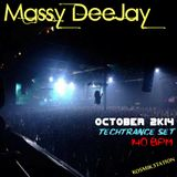 Massy DeeJay - TechTrance Vibes October 2K14