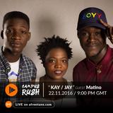 Campus Rush Nov 22 | #Afreetune #Radio | afreetune.com