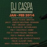 DJ CASPA -UNDERGROUND SESSIONS- 7.10.18